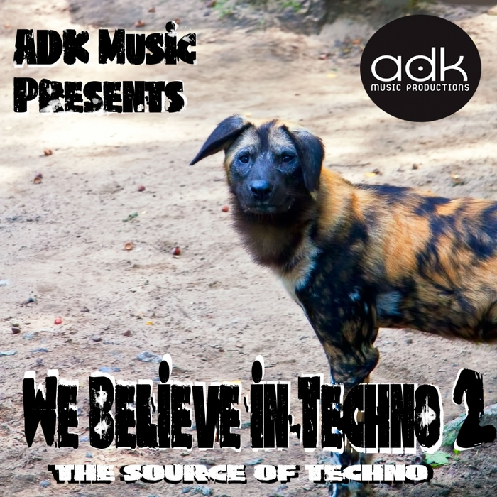 VARIOUS - We Believe In Techno 2 - The Source Of Techno