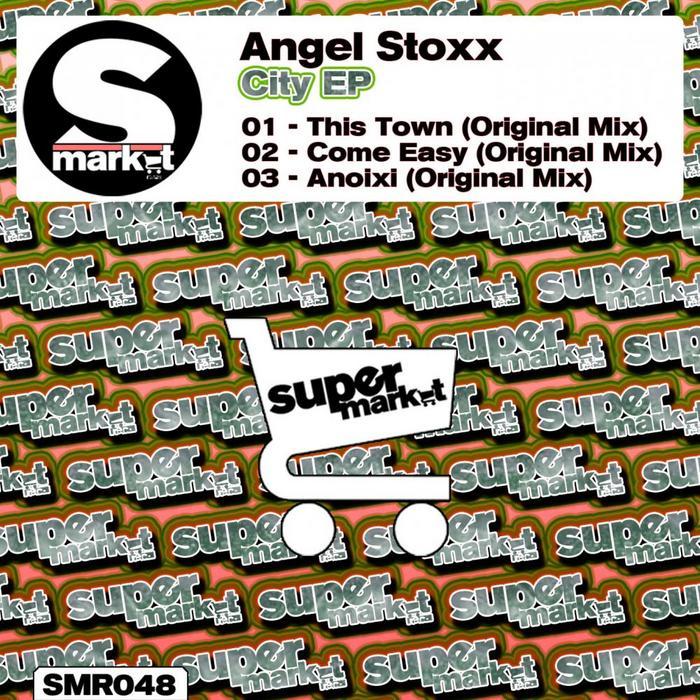 ANGEL STOXX - City EP