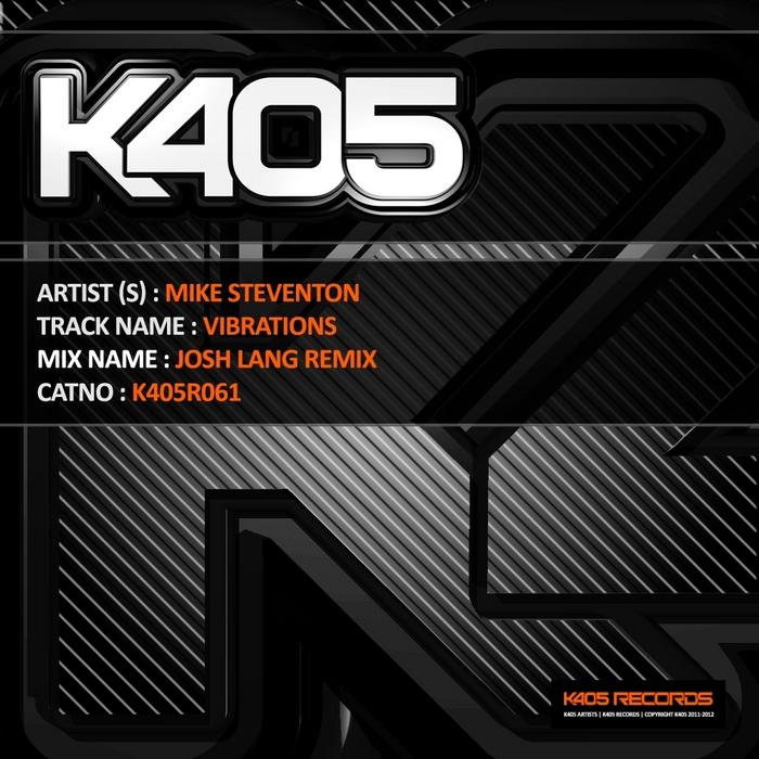 STEVENTON, Mike - Vibrations