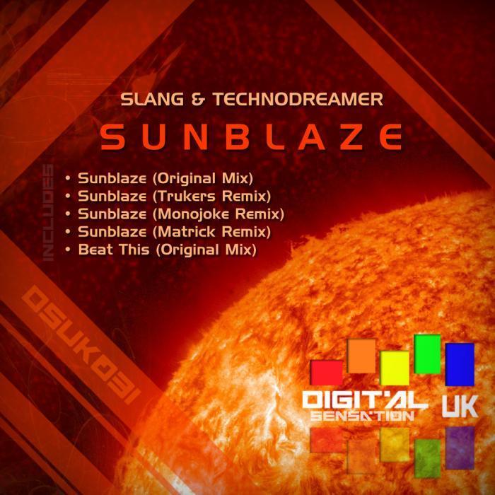 VARIOUS - Sunblaze
