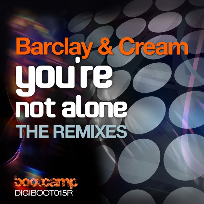 BARCLAY & CREAM - You're Not Alone (The Dubstep & Acapella Mixes)