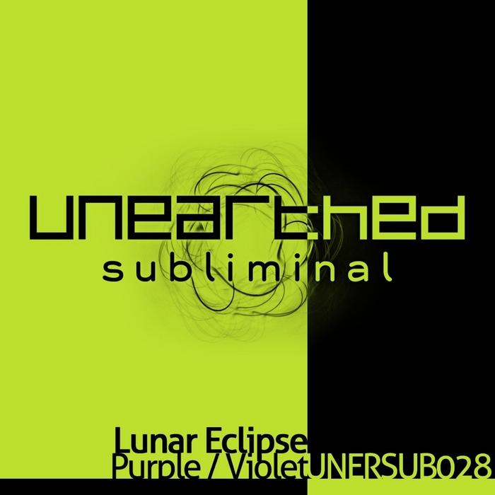 LUNAR ECLIPSE - Purple