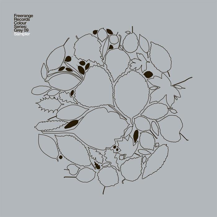 JIMPSTER/MILTON JACKSON/ARITHMETICS/HIMAN - Freerange Records Colour Series: Grey 09 Sampler