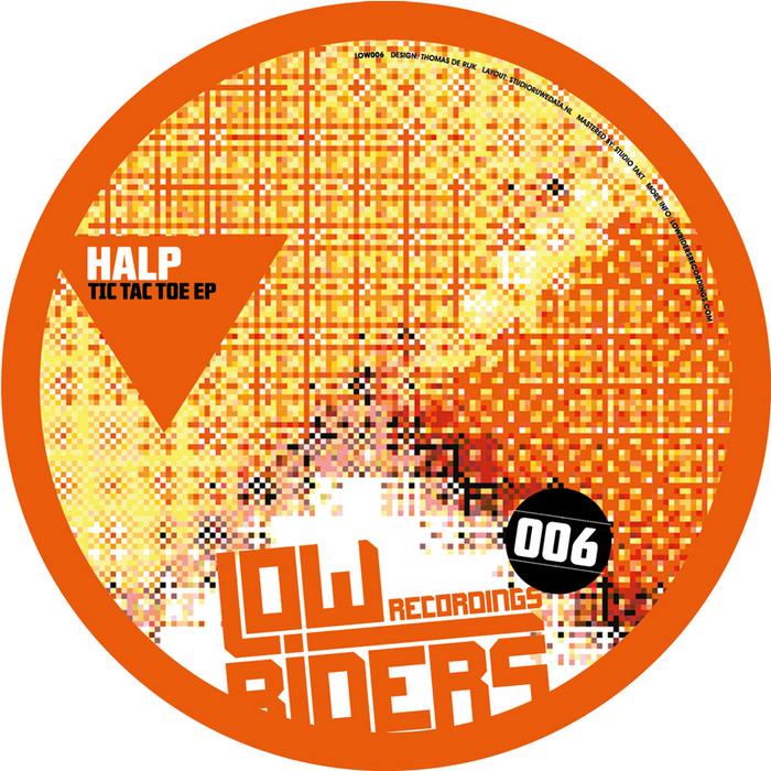 HALP - Tic Tac Toe EP