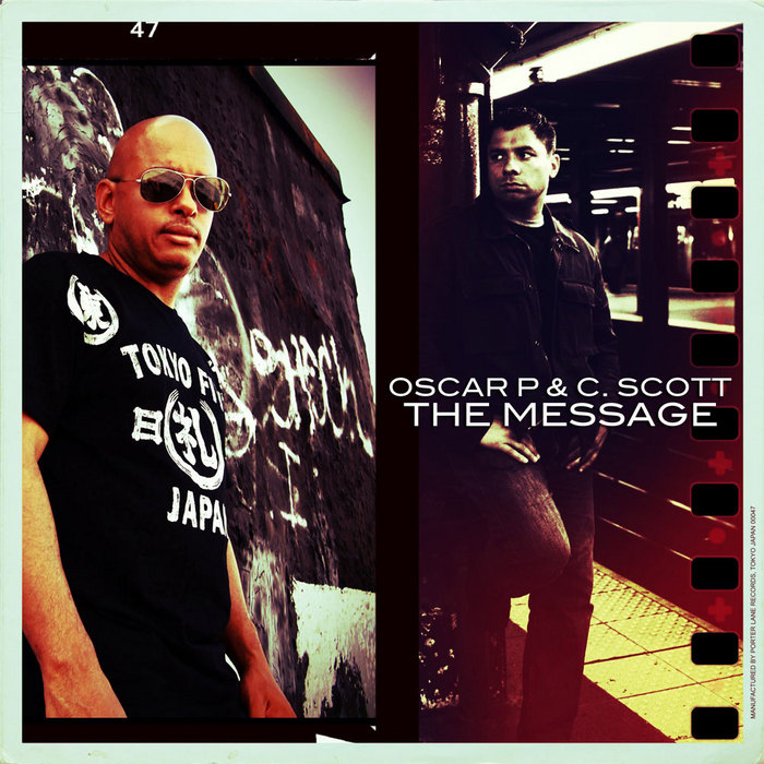 OSCAR P/C SCOTT - The Message