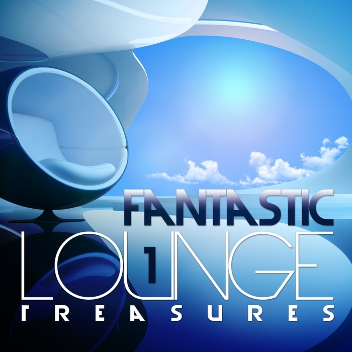 VARIOUS - Fantastic Lounge Treasures Vol 1 (Sunset Island Chill Out Adventures)