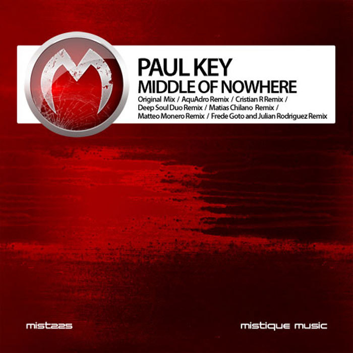 KEY, Paul - Middle Of Nowhere