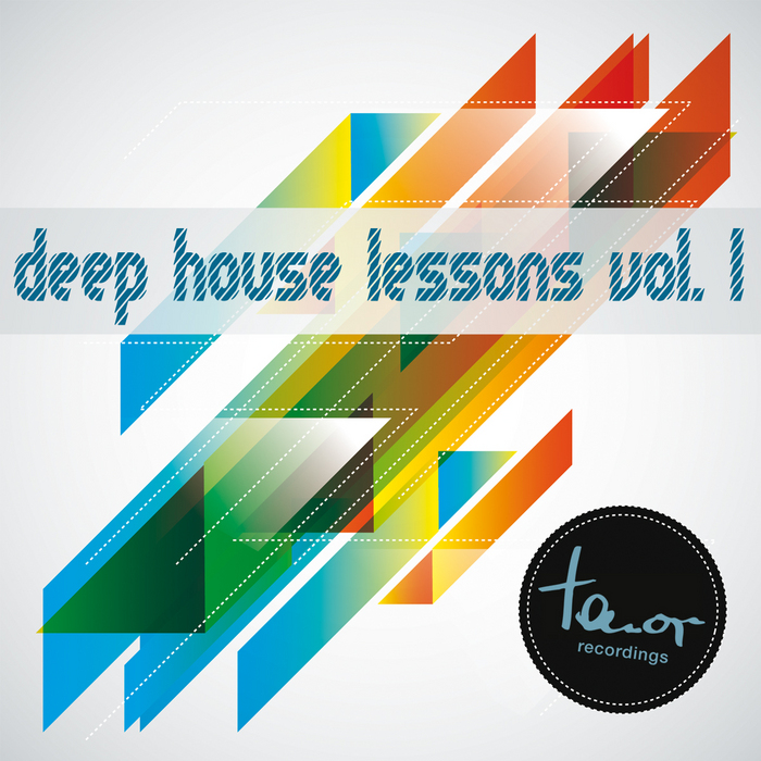 VARIOUS - Deep House Lessons Vol 1