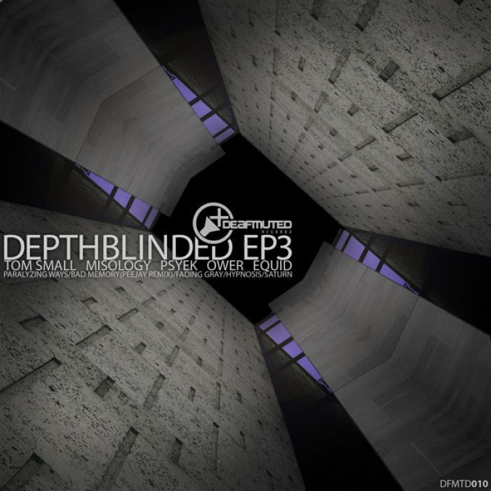 VARIOUS - Depthblinded EP Part 3