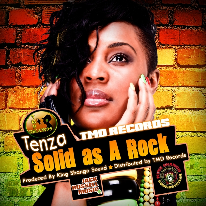 TENZA - Solid As A Rock