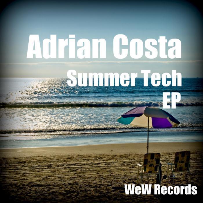 COSTA, Adrian - Summer Tech EP