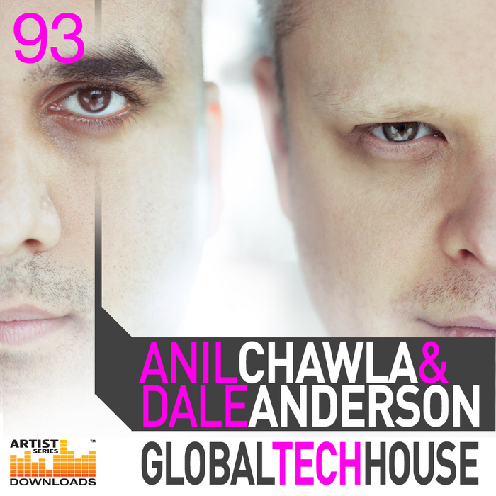 CHAWLA, Anil/DALE ANDERSON - Global Tech House (Sample Pack WAV/APPLE/LIVE/REASON)
