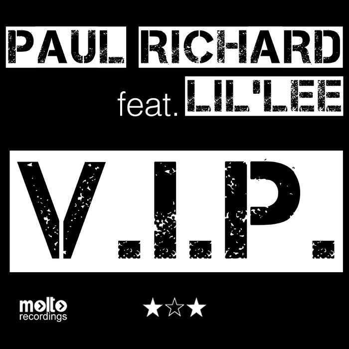 RICHARD, Paul feat LIL LEE - VIP