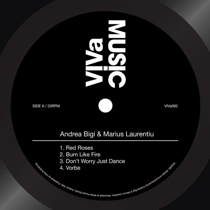 BIGI, Andrea/MARIUS LAURENTIU - Red Roses