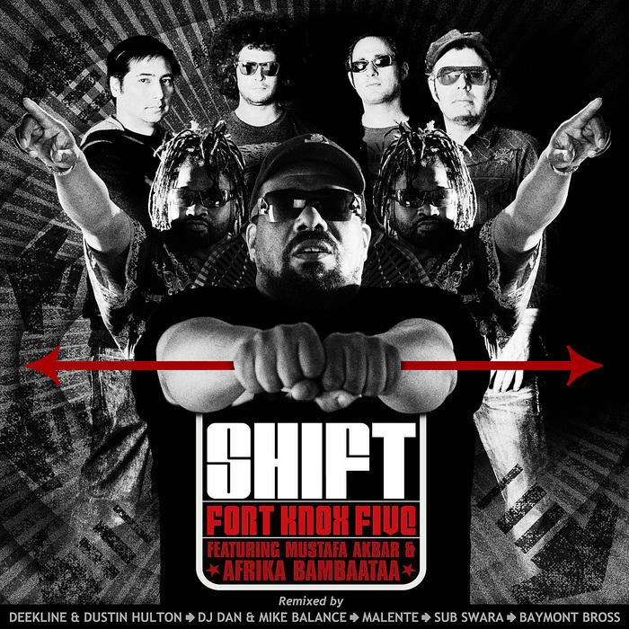 FORT KNOX FIVE - Shift Remixes