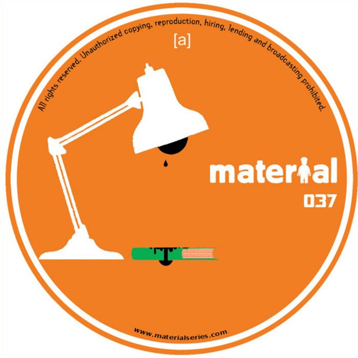 ROSS, Boris/JEFF MOORE - Material 037
