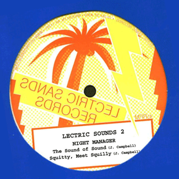 KING LUDD/NIGHT MANAGER - Lectric Sounds 2