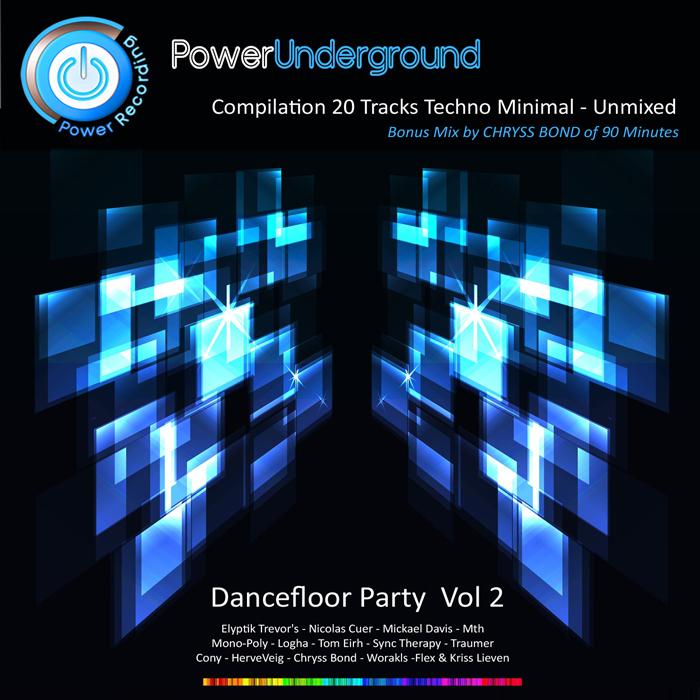 BOND, Chryss/VARIOUS - Dancefloor Party Vol 2 (bonus mix by Chryss Bond) (unmixed tracks)