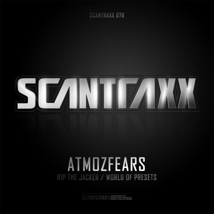 ATMOZFEARS - Scantraxx 076