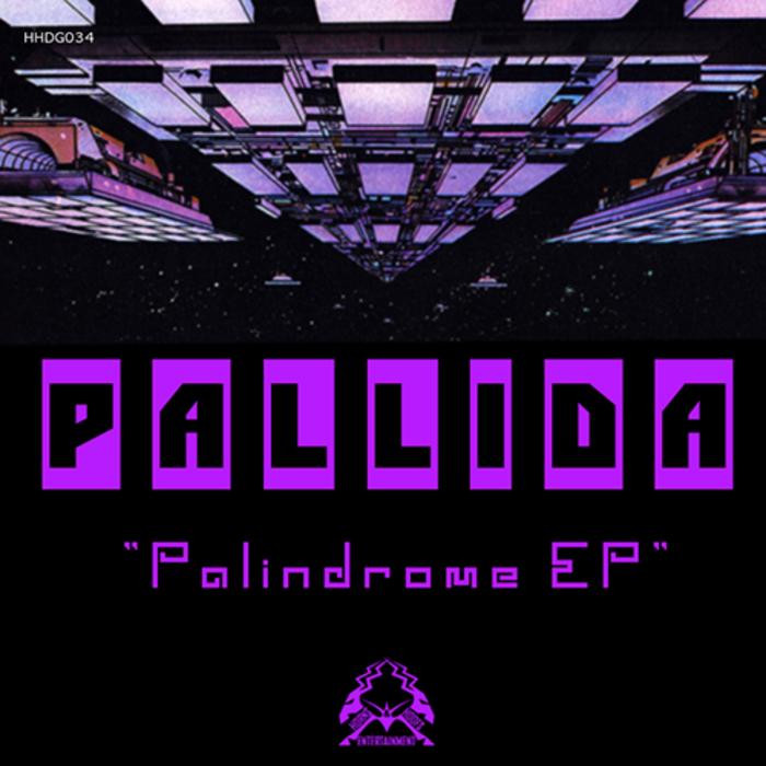 PALLIDA - Palindrome EP