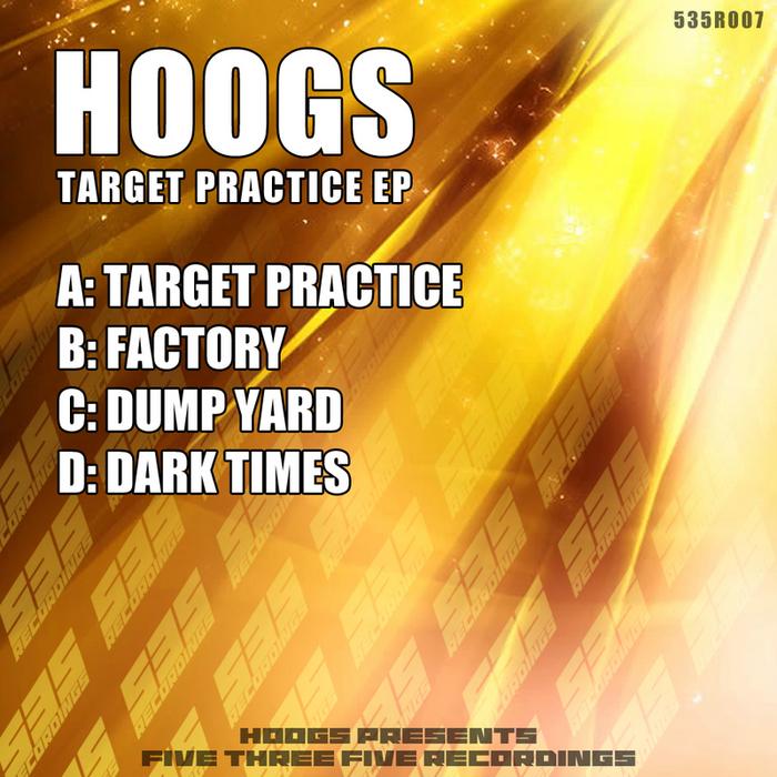 HOOGS - Target Practice EP