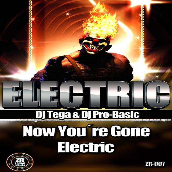 DJ TEGA vs DJ PRO BASIC - ELECTRIC