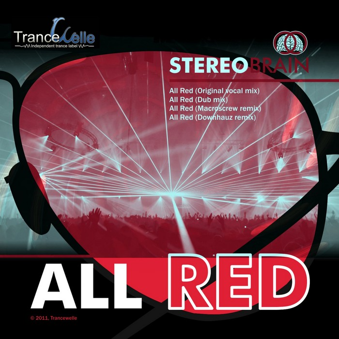 STEREO BRAIN - All Red