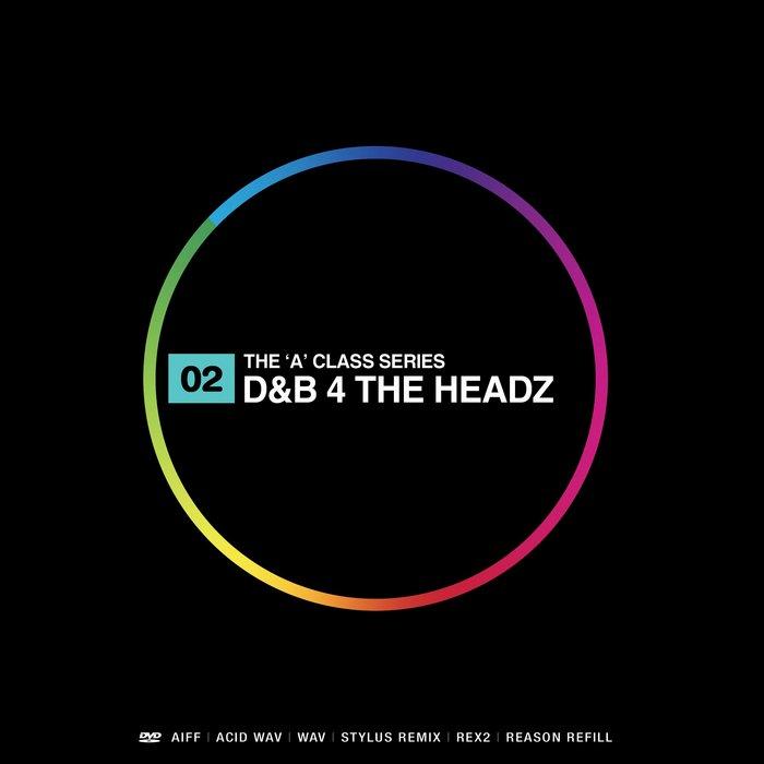 DIGITAL REDUX - D&B 4 The Headz (Sample Pack WAV/ACID/REX)