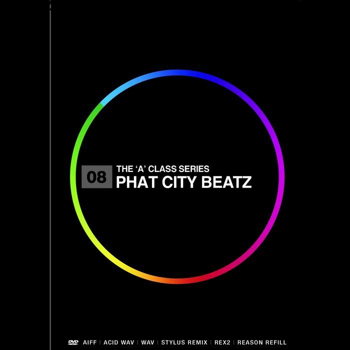 DIGITAL REDUX - Phat City Beatz (Sample Pack WAV/ACID/REX)