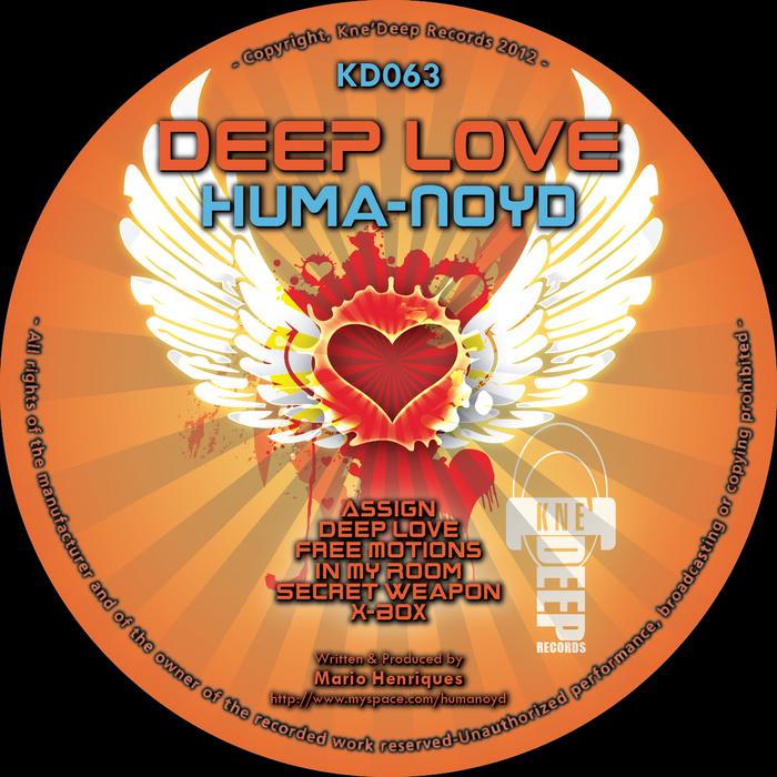 HUMA NOYD - Deep Love