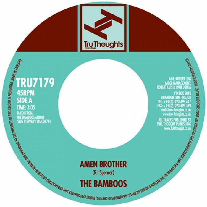 BAMBOOS, The - Amen Brother