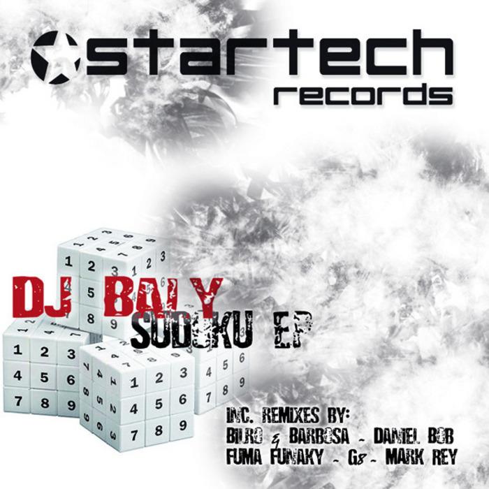 DJ BALY - Soduku EP