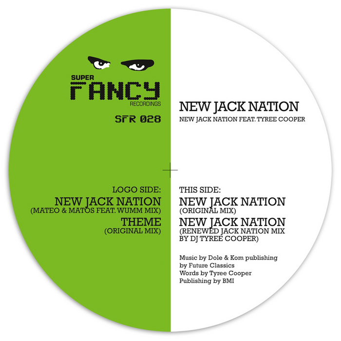 DOLE & KOM feat TYREE COOPER - New Jack Nation