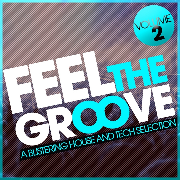 VARIOUS - Feel The Groove (A Blistering House & Tech Selection Vol 2)