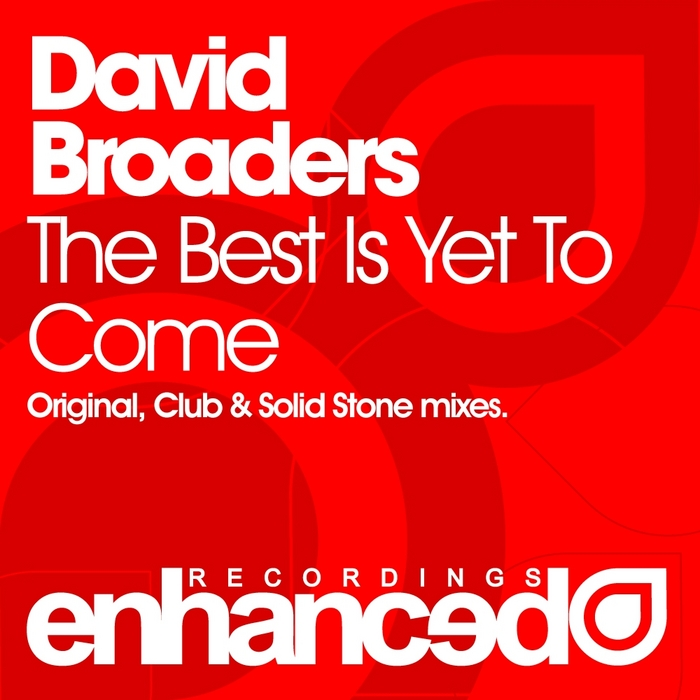 BROADERS, David - The Best Is Yet To Come