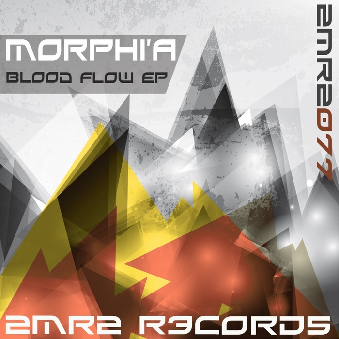 MORPHI'A - Blood Flow EP