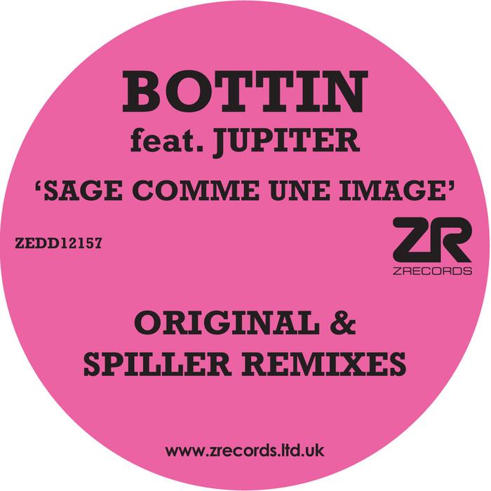 BOTTIN feat JUPITER - Sage Comme Une Image