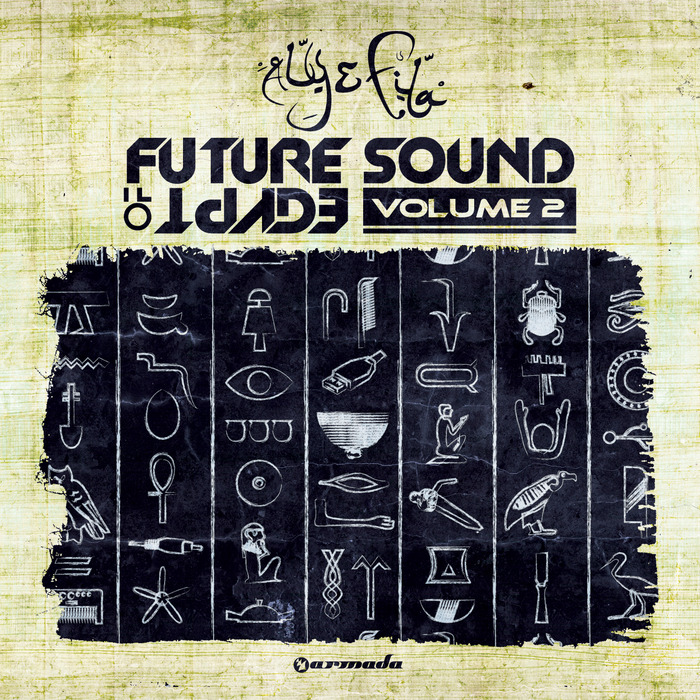 VARIOUS - Future Sound Of Egypt Vol 2 (Mixed by Aly & Fila)