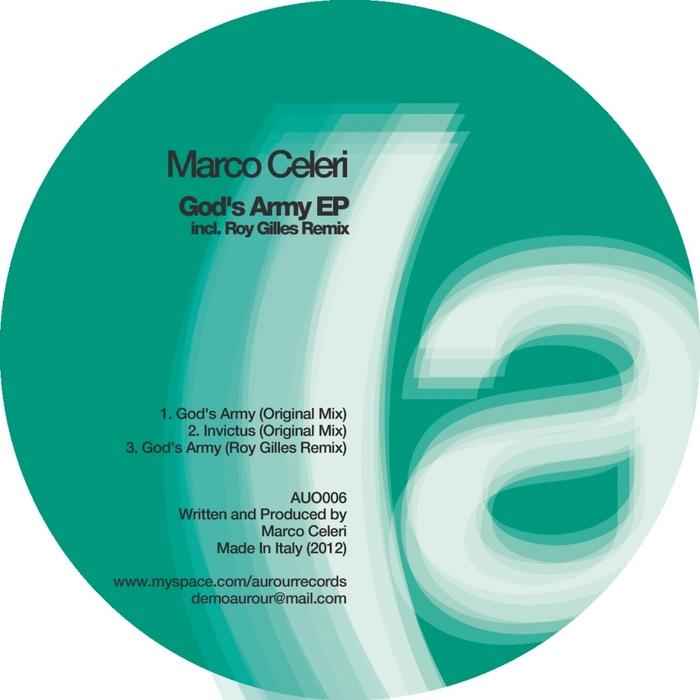 CELERI, Marco - God's Army EP