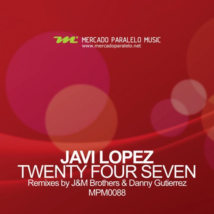 LOPEZ, Javi - Twenty Four Seven