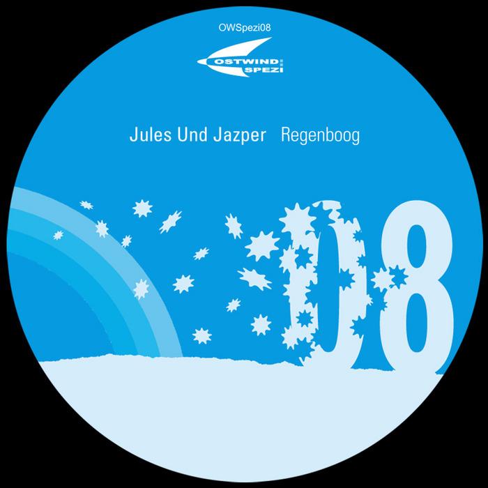 JULES & JAZPER - Regenboog EP