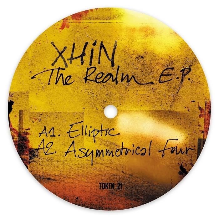 XHIN - The Realm EP