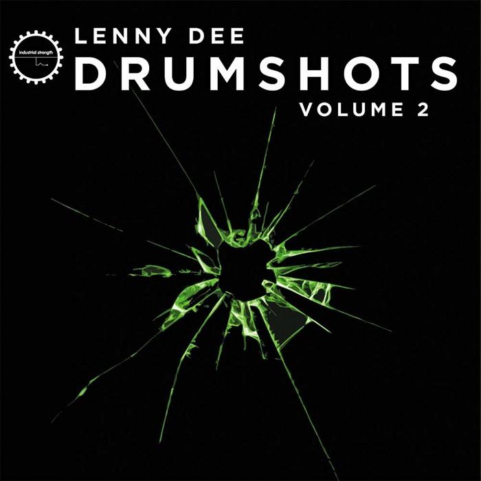 DEE, Lenny - Drumshots Vol 2 (Sample Pack WAV)