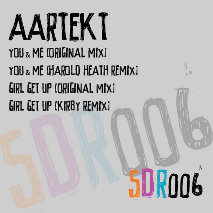 AARTEKT - You & Me EP