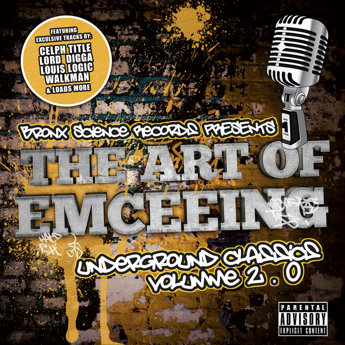 VARIOUS - The Art Of Emceeing Vol 2