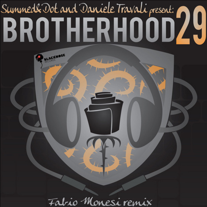 BROTHERHOOD - Brotherhood EP