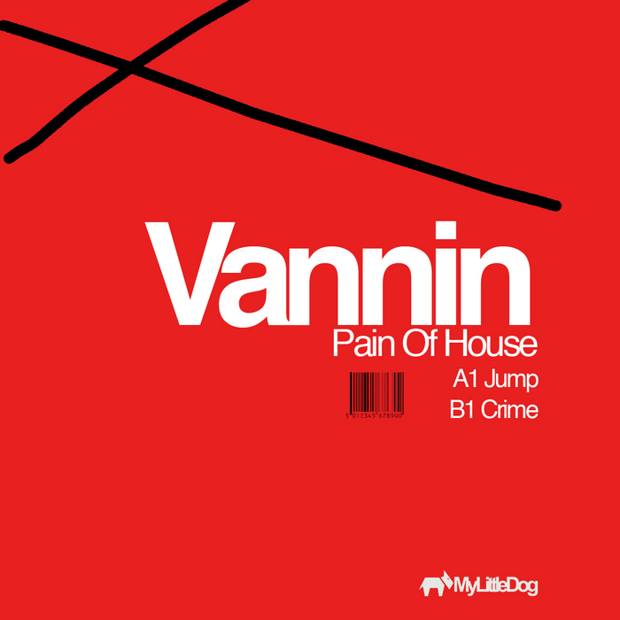 VANNIN - Pain Of House