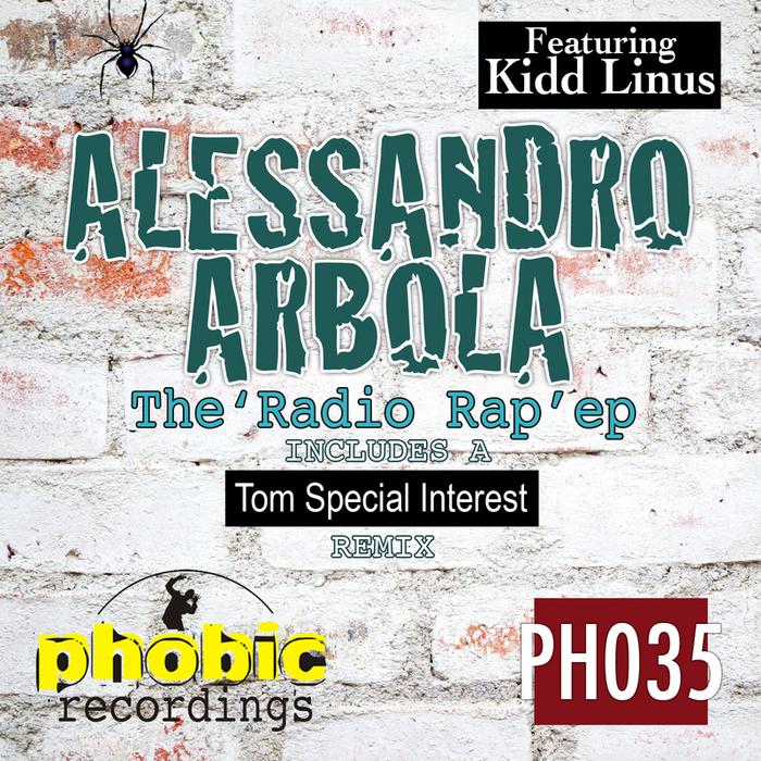 ARBOLA, Alessanro - The Radio Rap EP