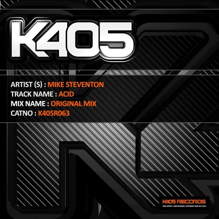 STEVENTON, Mike - Acid