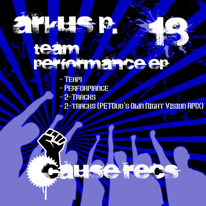 ARKUS P - Team Performance EP